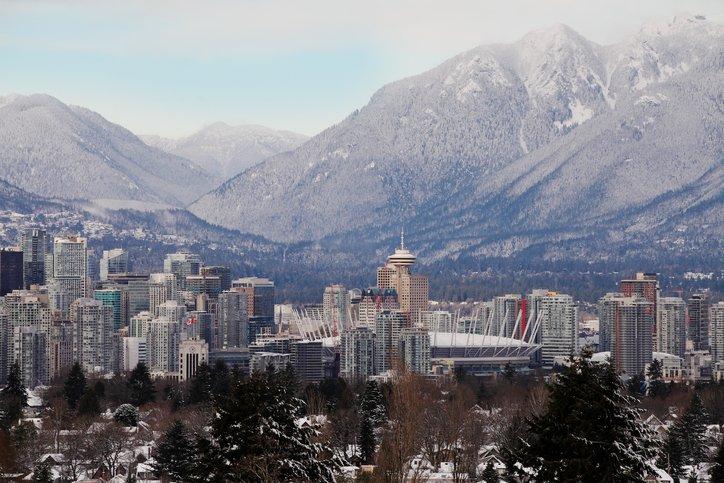 Vancouver Taxes Winter