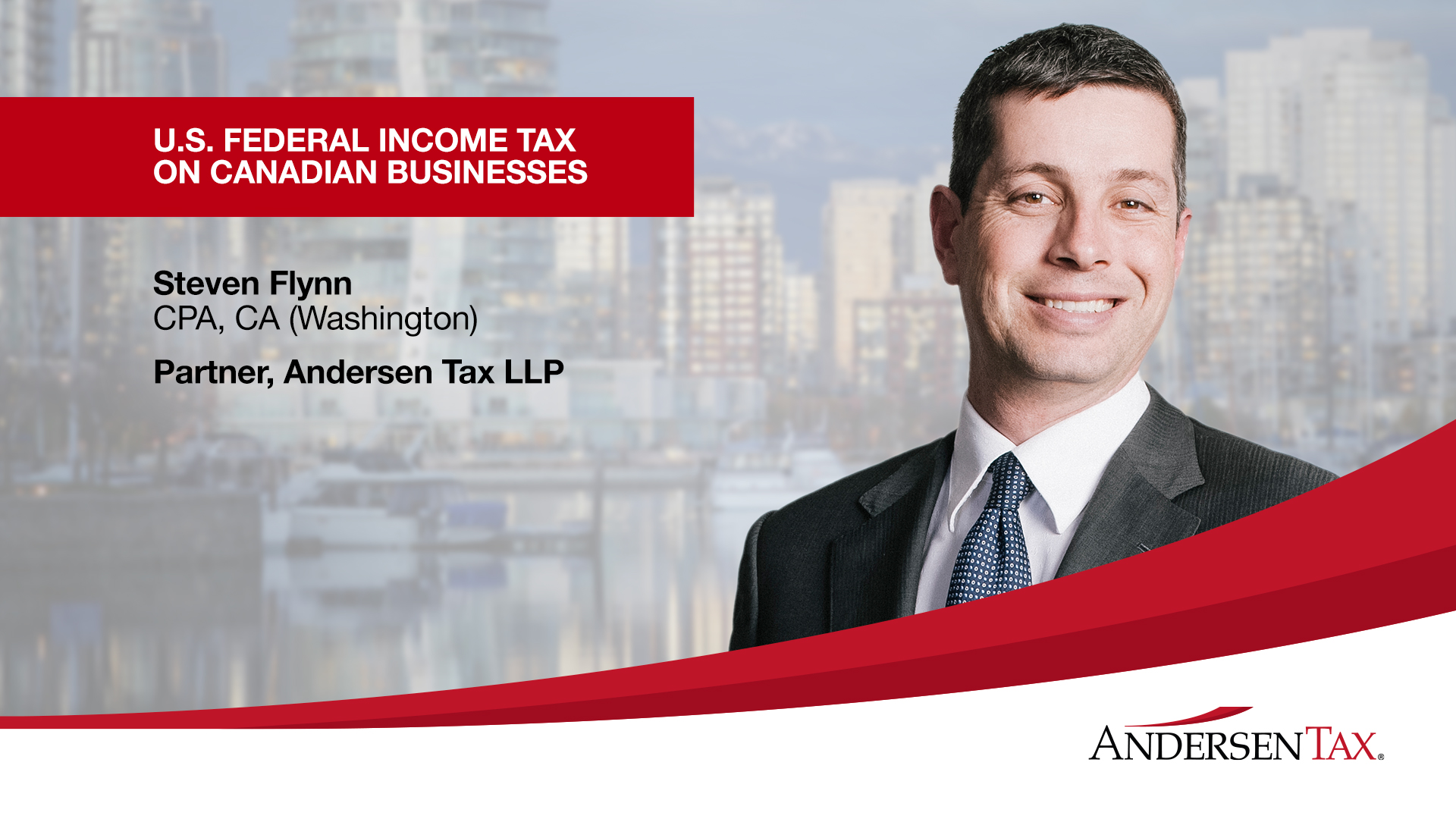 U.S federal corporate income tax
