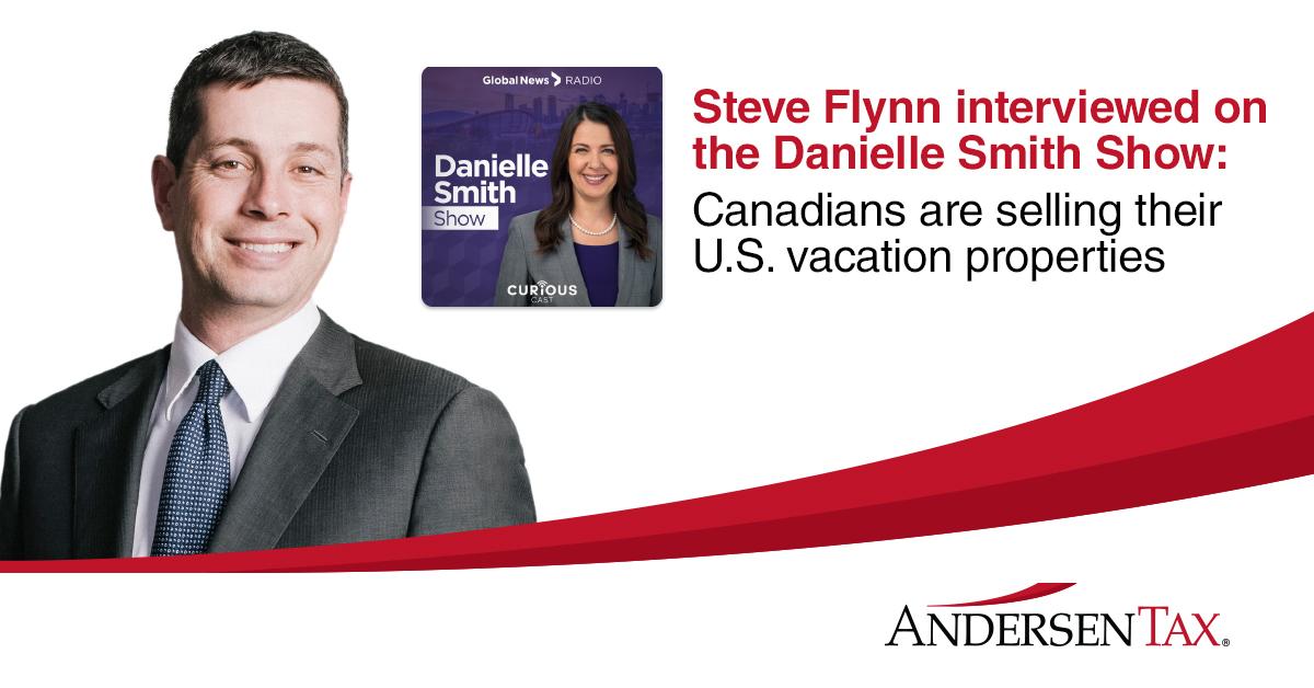 Steven Flynn on Global News Radio (Calgary)